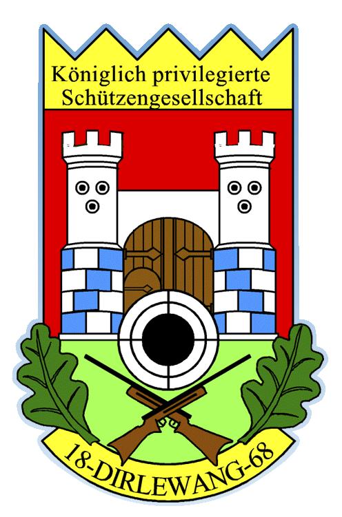 Königlich privilegierte Schützengesellschaft Dirlewang 1868